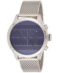 Tommy Hilfiger Reloj de Pulsera 1791596 - Azul