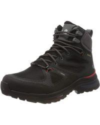 Jack Wolfskin Hiking Boot - Black