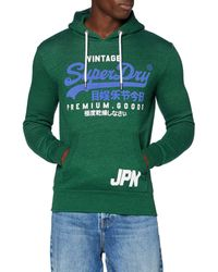 Superdry - S VL Duo Hood BR Sweater - Lyst