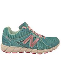 pas mal aadd5 0b41b New Balance Suede 530 White And Teal Speckled Trainers in ...