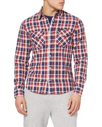 Lee Jeans - Clean Western Shirt Camicia Casual - Lyst
