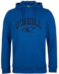 O'neill Sportswear LM State Hoodie Maglia di Tuta - Blu