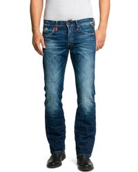 Replay - Straight Leg Jeanshose Waitom - Lyst