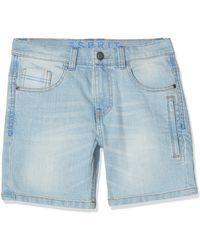 Esprit Kids Shorts Pantalones Cortos - Azul
