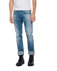 Replay - Grover Jeans Slim - Lyst
