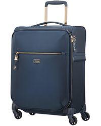 Samsonite Spinner 55/20 2.4 KG Bagage Cabine, 55 cm, 35 - Bleu