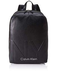 Calvin Klein K50K505272 Mochila Hombre - Negro