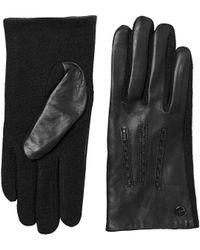 Esprit Accessoires 107ea1r003 Gloves - Black