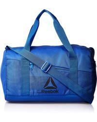 Reebok Du2998 Bolsa de Deporte - Azul