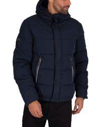 Superdry Academy Jacket - Blue