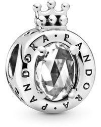 PANDORA Argent sterling 925 Argent - Métallisé