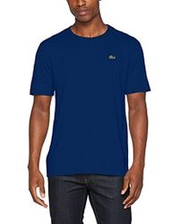 Lacoste - Th7618 Short Sleeve T - Shirt - Lyst