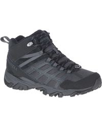 Merrell Moab Fst 3 Thermo Mid Wp Boots - Black