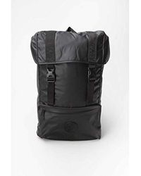 Dr. Martens Tech Backpack 001 Black Black Polynylo Dmac811001