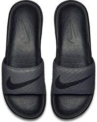 Nike Benassi Solarsoft - Noir