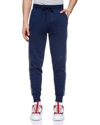Tommy Hilfiger Track Pant HWK Bas De Pyjama - Bleu