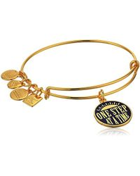 ALEX AND ANI - S Charity By Design - One Step Bangle - Lyst