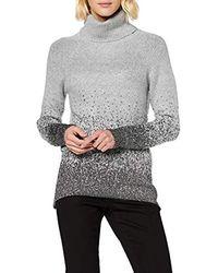 Desigual Jers_Libra suéter para Mujer - Gris