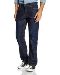Levi's 504 Regular Straight Fit - Azul