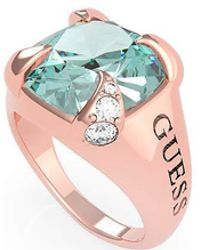 Guess Jewellery Lady Luxe UBR20029-54 Bague - Multicolore