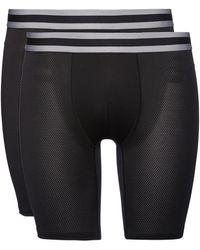 FIND Marchio Amazon - - Belk063m2, Pantaloncini Uomo, Nero, S, Label: S