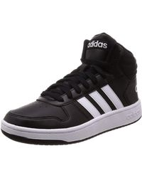 adidas - Hoops 2.0 Baskets pour homme - Lyst