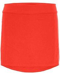 J.Lindeberg Stretch Golf Skirt - Red