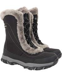 Mountain Warehouse Waterproof Ladies Winter - Black