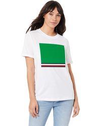Tommy Hilfiger - Brooke C-nk Tee Ss T-shirt - Lyst