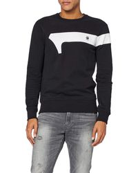 G-Star RAW Graphic 13 Sudadera - Negro