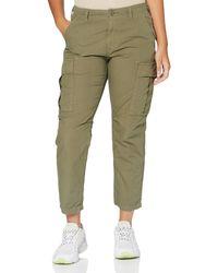 Superdry Ripstop Cargo Pant Trouser - Black