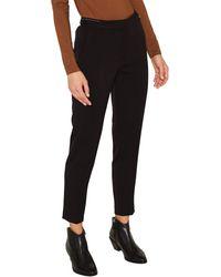 Esprit Collection 109eo1b020 Pantalones - Negro