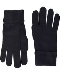 Tommy Hilfiger Female Essential Knit Gloves Winter Accessory Set - Grey