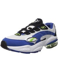 PUMA Sneakers Cell Venome weiß 42 - Blau