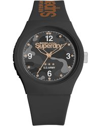 Superdry Casual Watch Syl006ep - Grey