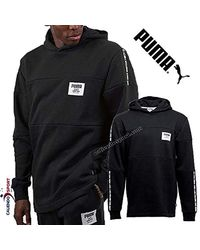 396ddd10c51b7 852400 Sweatshirt Man Black L