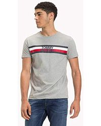 Tommy Hilfiger - Tommy Logo Tee T-shirt - Lyst