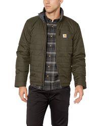 Mens 102208B Carhartt Mens Big /& Tall Gilliam Jacket Carhartt Sportswear