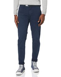 Tommy Hilfiger - Tjm Tapered Belted Pant Trouser - Lyst