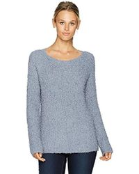BB Dakota - Shyla Eyelash Fuzzy Pullover Sweater - Lyst