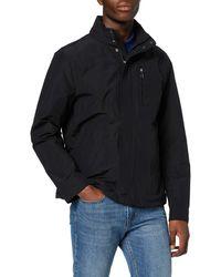Geox M Vincit Coat - Black
