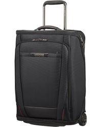 Samsonite Dlx 5 - Garment Bag With - Black