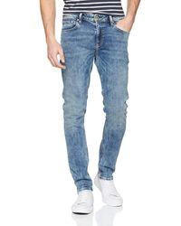 Scotch & Soda - Skim Straight Jeans - Lyst