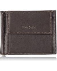 Samsonite Credit Card Case - Brown