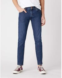 Wrangler Larston' Jeans - Blue