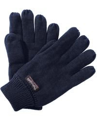 Regatta Thinsulate Thermal Winter Gloves - Blue