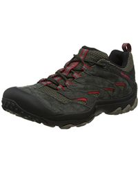 Merrell Chameleon 7 Limit Waterproof Hiking Boot - Multicolor