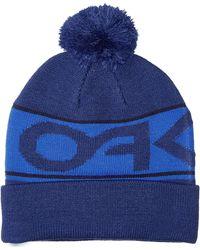 Oakley 911432-609-u Beanies - Blue