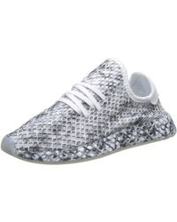 adidas Deerupt Runner W - Blanc