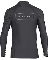 Billabong - All Day United Performance Fit Long Sleeve Rashguard - Lyst